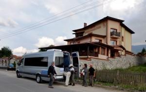 Krusharskata Haus in Govedartsi